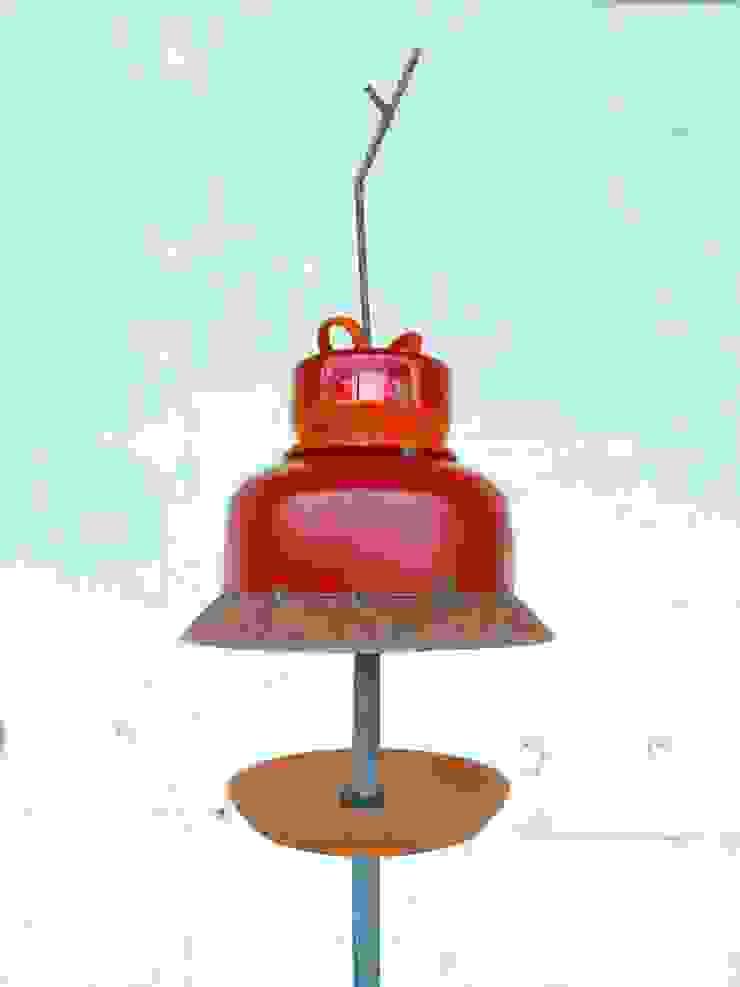 Bird-Welness-Centre type pan van Rob van Acker - ijzerWERK Eclectisch
