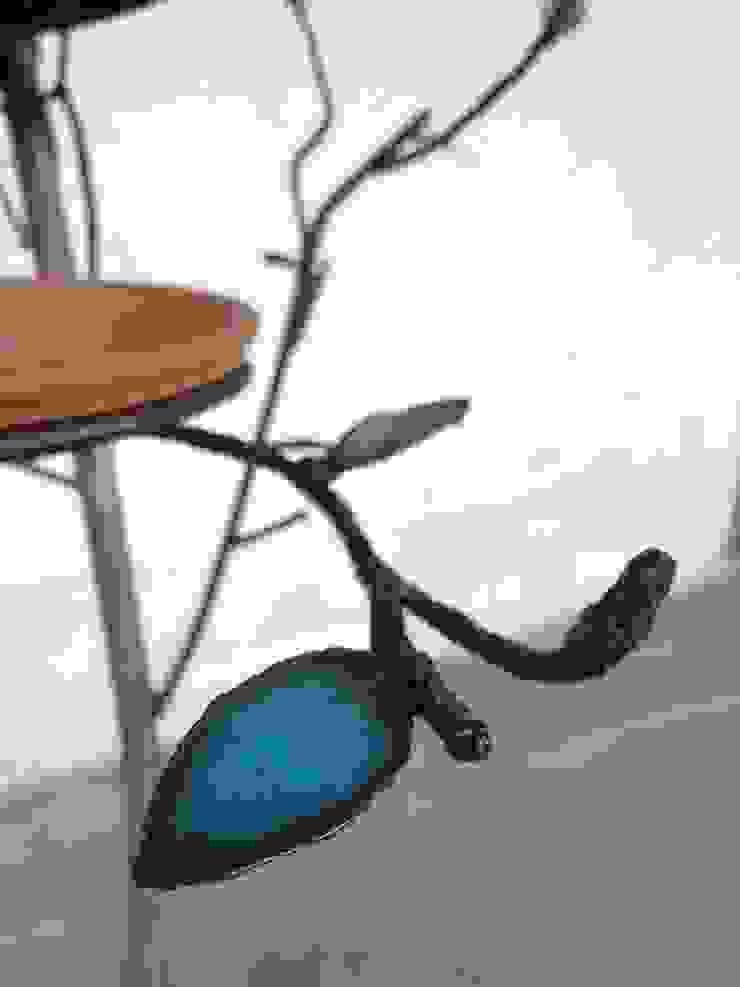 Bird-Welness-Centre type tak detail van Rob van Acker - ijzerWERK Eclectisch