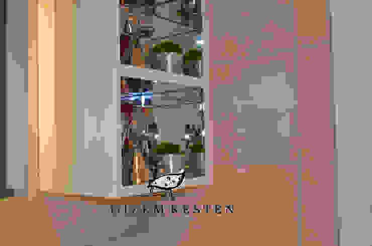 Baños de estilo moderno de Gizem Kesten Architecture / Mimarlik Moderno