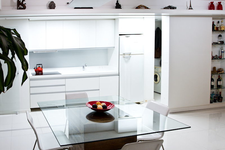 APP | Cozinha por Kali Arquitetura Moderno