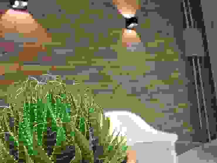 apartamento WB Salas de jantar industriais por SPOT161 arquitetura + design Industrial