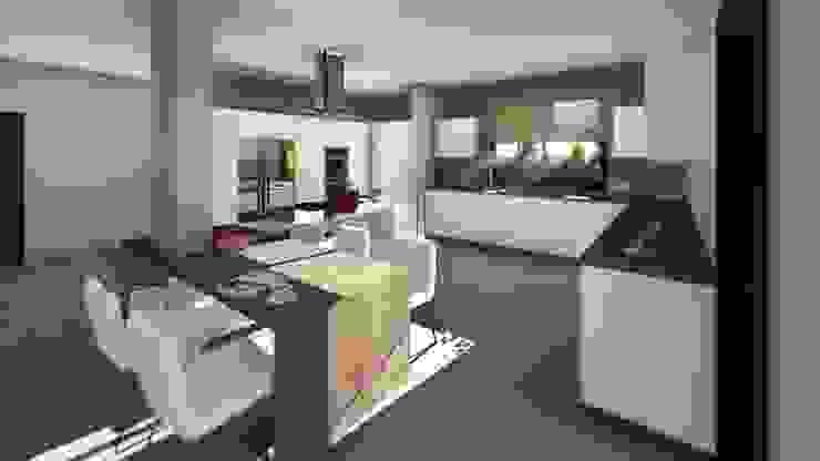 Cocinas modernas de FARGO DESIGNS Moderno