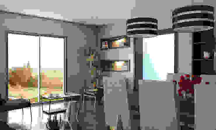 Moderne Esszimmer von FARGO DESIGNS Modern