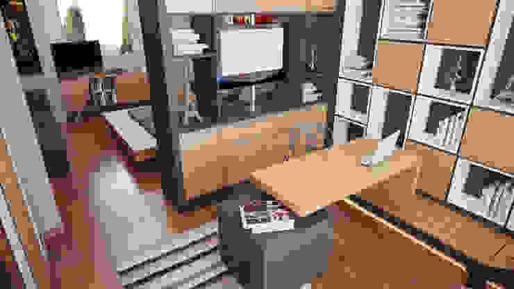 Moderne Schlafzimmer von FARGO DESIGNS Modern