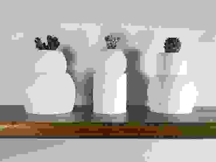Quando il sottovaso è più grande del vaso Ceramica Artistica di Chiara Cantamessa CasaPiante & Accessori