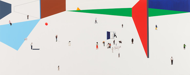 wander-land by artist bomin