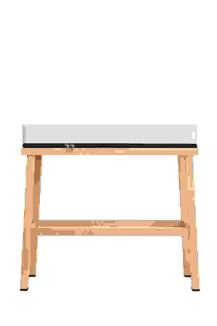 Bar Bench: modern  door Visser en Meijwaard, Modern