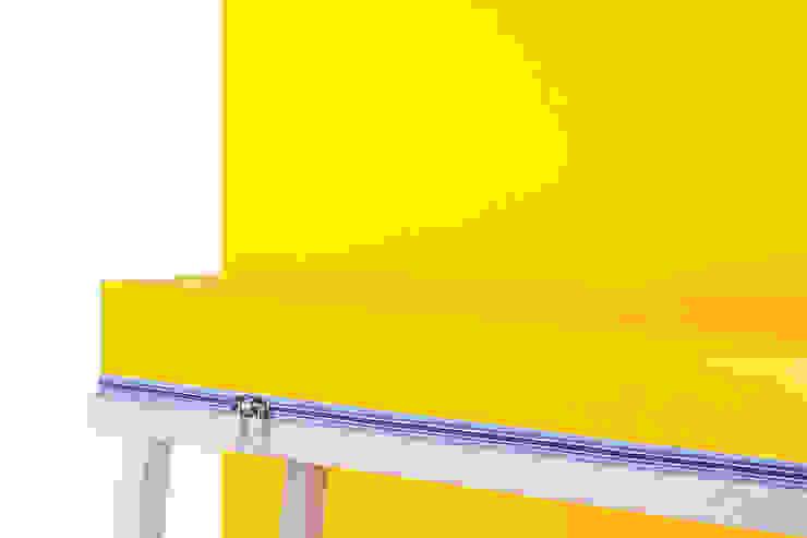 Bench: modern  door Visser en Meijwaard, Modern