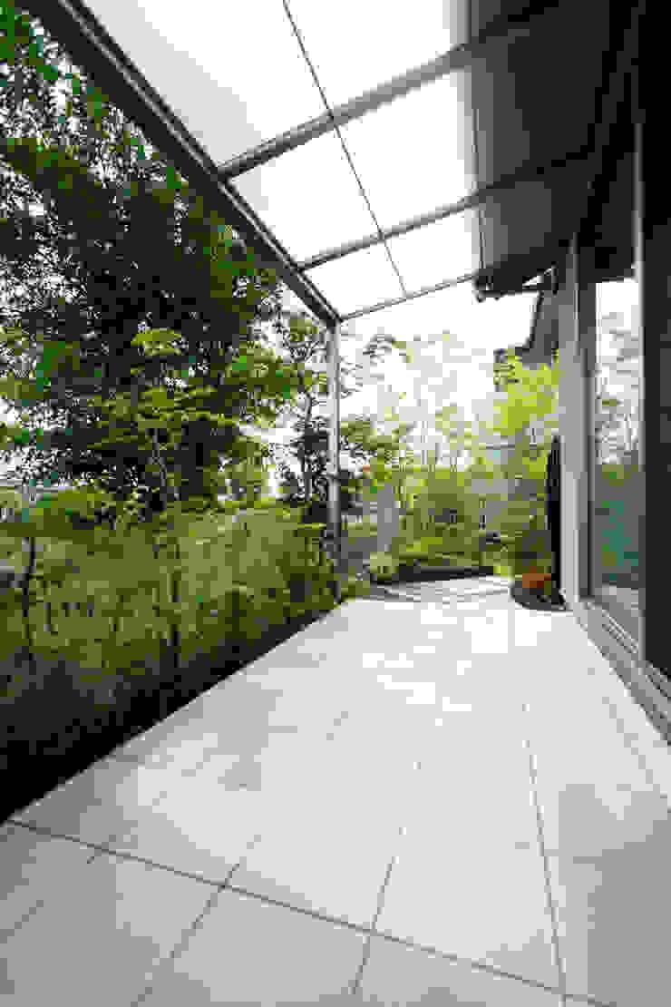 にわいろSTYLE Eclectic style gardens