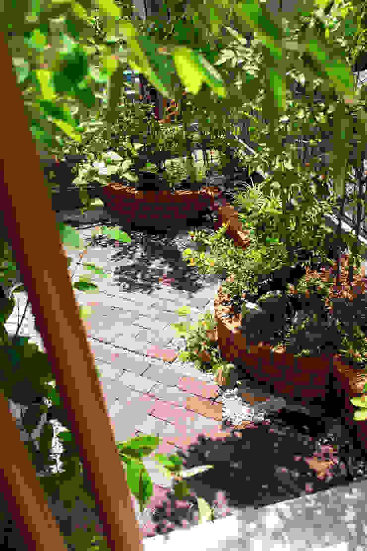 休日カフェをたのしむ家族の庭 2012~ オリジナルな 庭 の にわいろSTYLE オリジナル