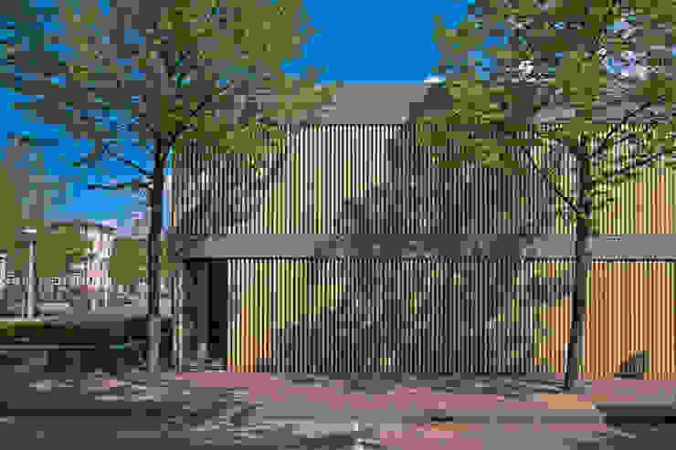 Westgevel Moderne evenementenlocaties van Hoope Plevier Architecten Modern