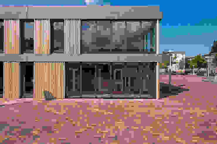 Zuidgevel Moderne evenementenlocaties van Hoope Plevier Architecten Modern