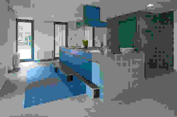 Interieur keuken Moderne evenementenlocaties van Hoope Plevier Architecten Modern