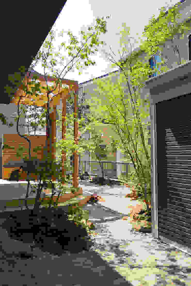 外へいざなうリゾートな庭 2014~ オリジナルな 庭 の にわいろSTYLE オリジナル
