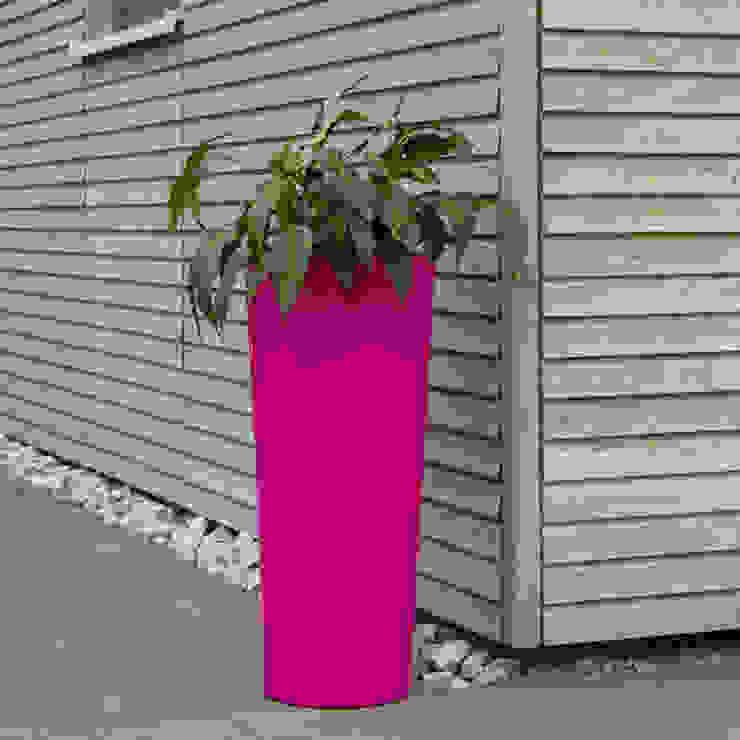 """Kunststoff Pflanzkübel """"CONO"""" Pflanzkübel-direkt GartenBlumentöpfe und Vasen"""