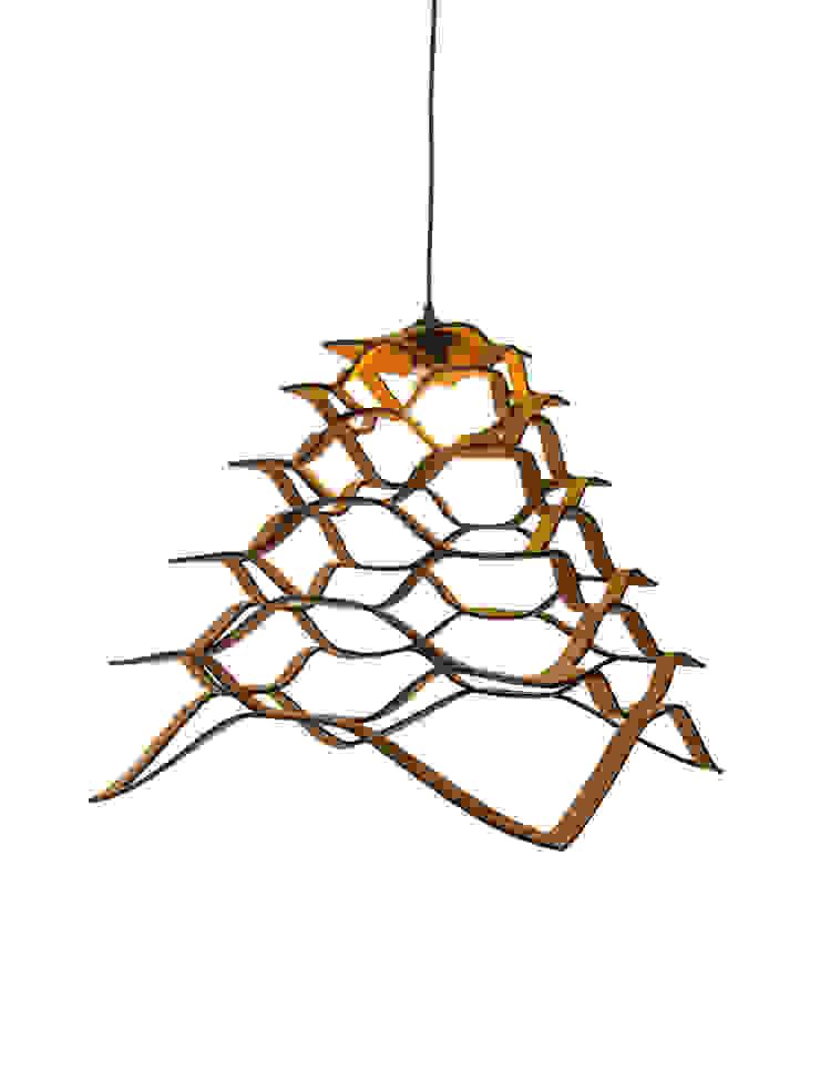 Amaterasu - Corkmatters pendant lamp van Tiago Sa da Costa Studio Mediterraan