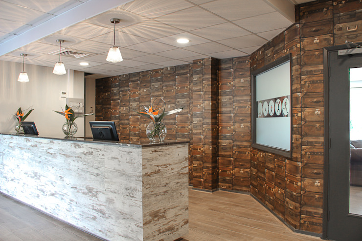 The Northwood Club - A boutique style gym Bhavin Taylor Design Modern bars & clubs