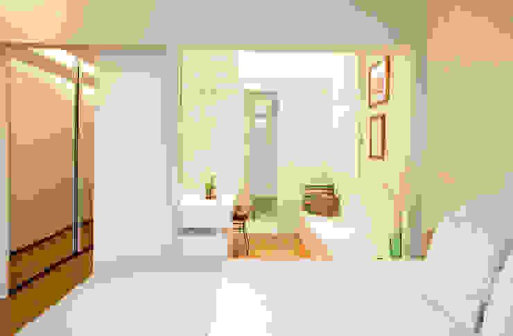 Apartamento Alameda Jaú Quartos modernos por studio scatena arquitetura Moderno