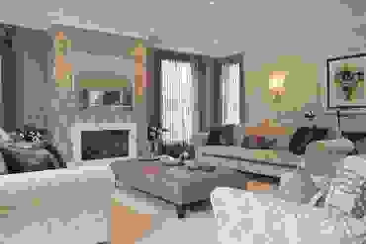 Park House, Living Room de Pygmalion Interiors Moderno