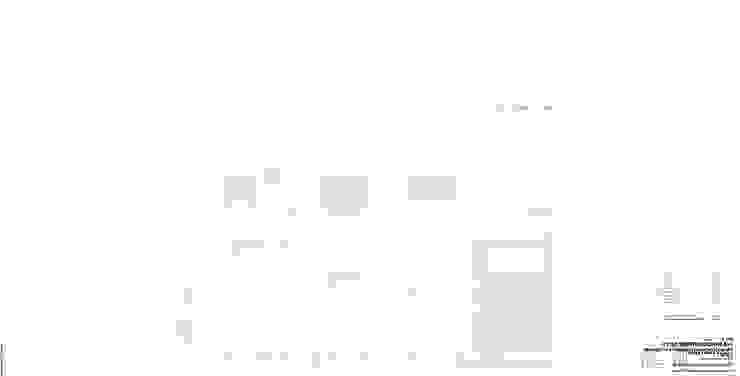 Planos de distribucion y alzados Casas de estilo rural de Tomás Amat Estudio de Arquitectura Rural