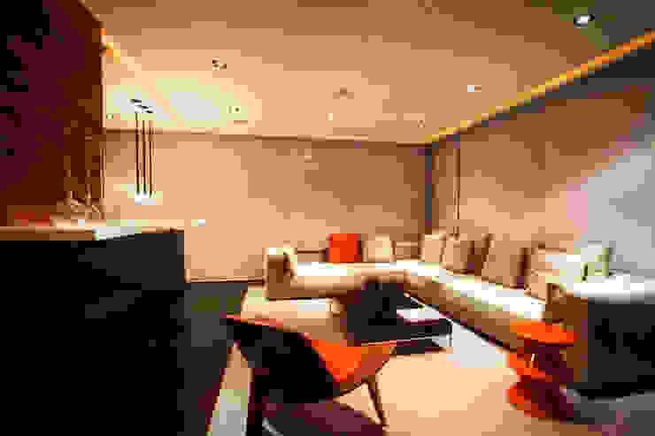 Départamento Vidalta Salones modernos de Concepto Taller de Arquitectura Moderno