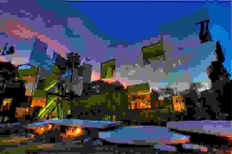 TREVOX: Casas de estilo  por Craft Arquitectos, Moderno
