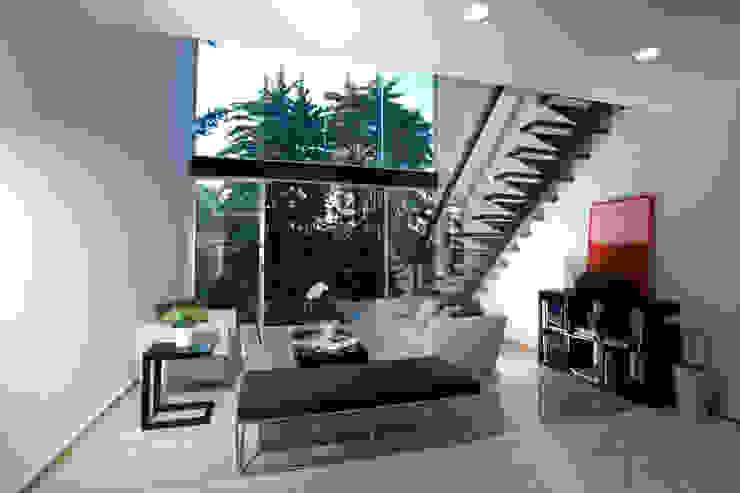 TREVOX Salas multimedia modernas de Craft Arquitectos Moderno