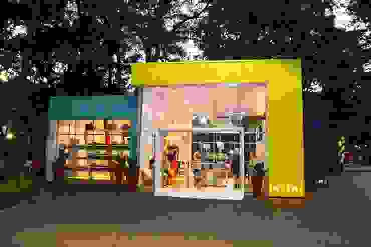 Marcos Contrera Arquitetura & Interiores Exhibition centres