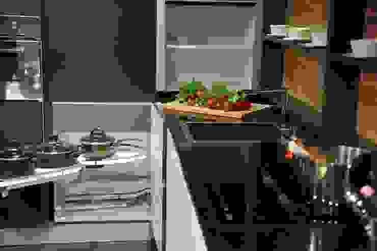 Ada Ahşap Cozinhas modernas