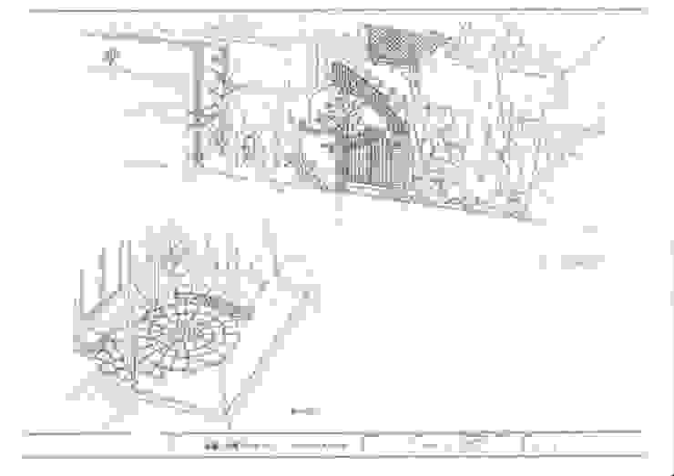 イメージスケッチ: アーテック・にしかわ/アーテック一級建築士事務所が手掛けたカントリーです。,カントリー