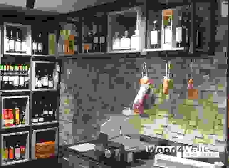 Wood4Walls | Purity Nut Moderne winkelruimten van Nature at home Modern