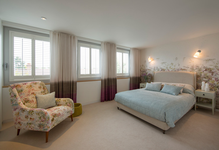 Argyll Place - Bedroom 2: modern  by Jigsaw Interior Architecture , Modern