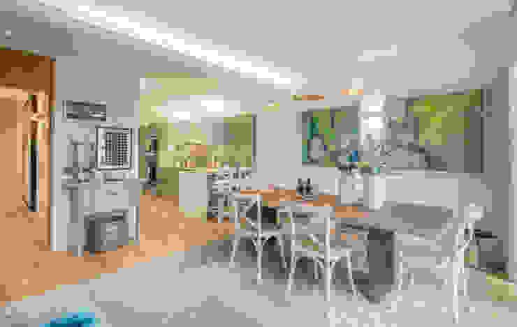 Argyll Place - Kitchen/Breakfast Room: modern  by Jigsaw Interior Architecture , Modern