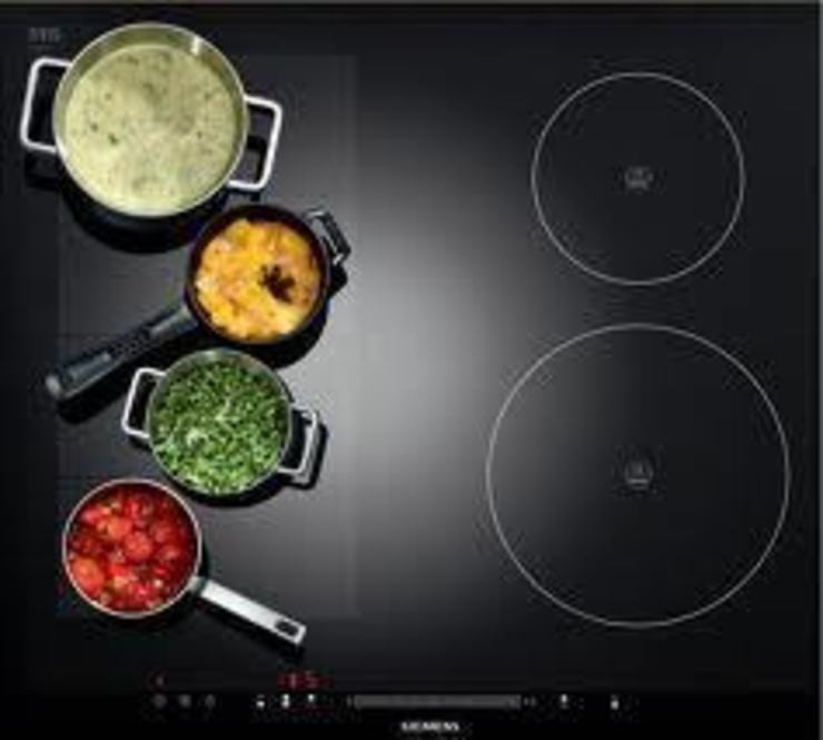 Siemens Induction Hob de Alaris London Ltd Moderno