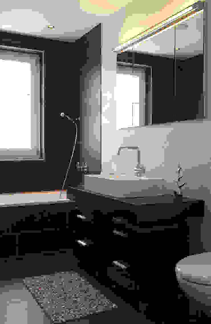 Modern Bathroom by 5 Architekten AG Modern