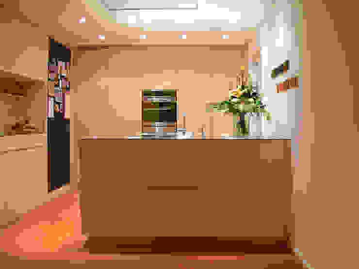 5 Architekten AG:  tarz Mutfak,