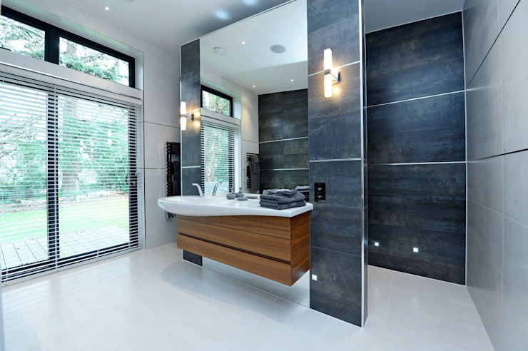 Bathroom by Jigsaw Interior Architecture ,