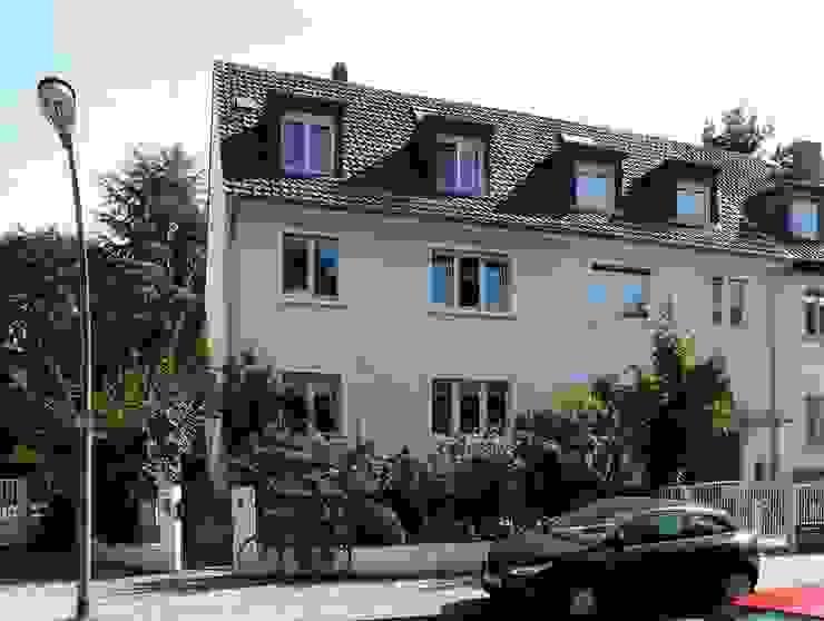 Straßenansicht vorher von Gerstner Kaluza Architektur GmbH