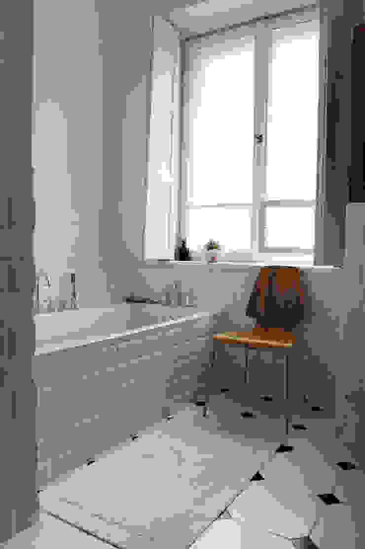 ZAZA studio Bagno in stile scandinavo