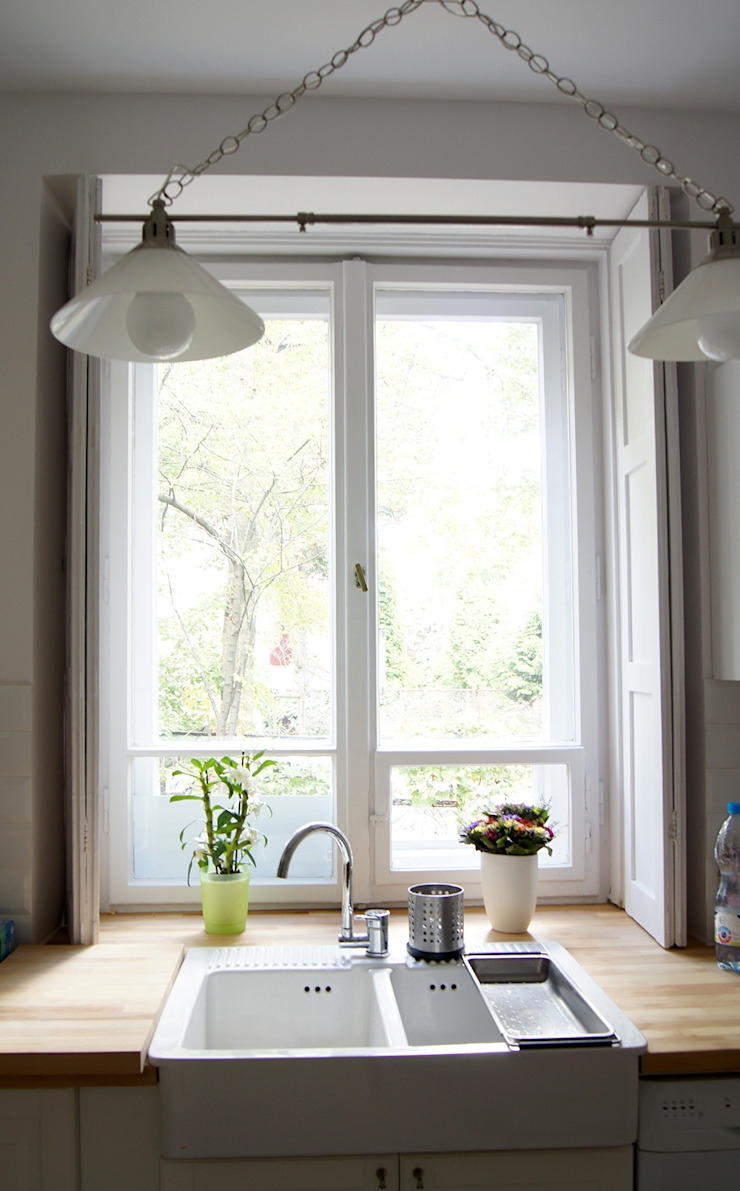 ZAZA studio Cucina in stile scandinavo