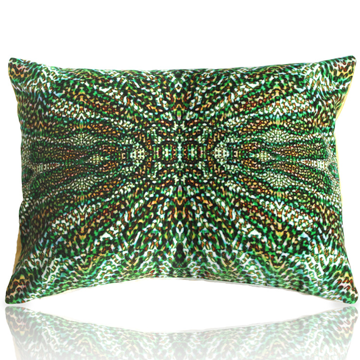 INDIAN PITTA CUSHION Wolf And Badger HouseholdTextiles