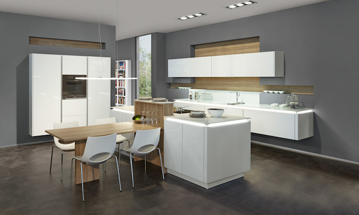 Tischlerei Tolinzki KitchenCabinets & shelves