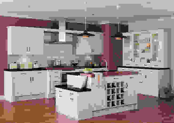 مطبخ تنفيذ Sigma 3 Kitchens, كلاسيكي
