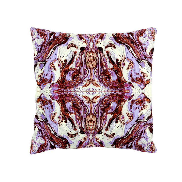 DELTA LAVENDER CUSHION Wolf And Badger HouseholdTextiles