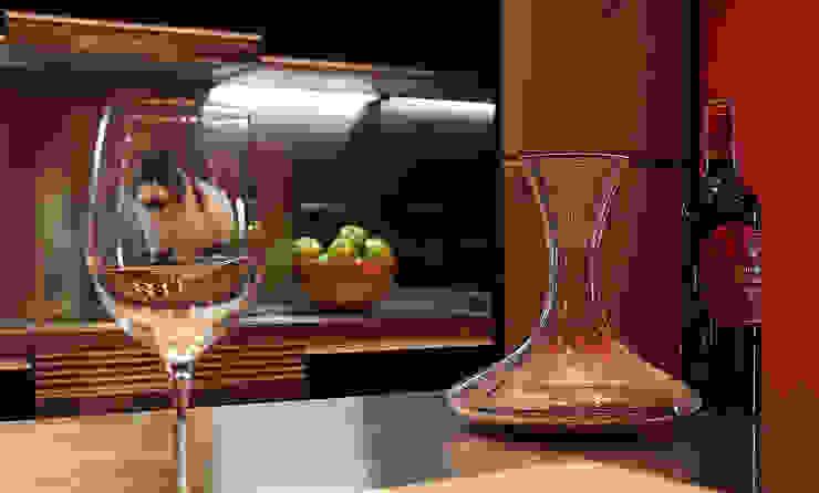 Cocina abierta, bienvenidos… de XTe Interiorismo Minimalista