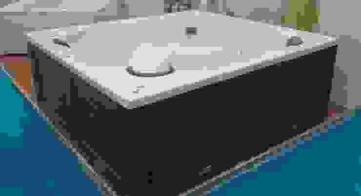 6 Kişilik SPA Jakuzi Yapıes Banyo Akdeniz