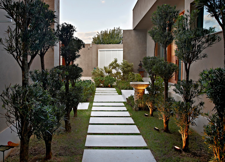 Taman Modern Oleh CP Paisagismo Modern