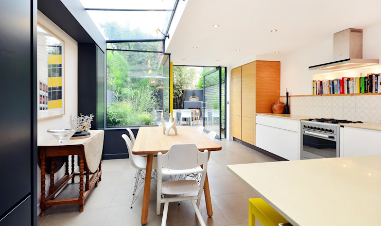 Dale Street Modern kitchen by Hamilton King Modern