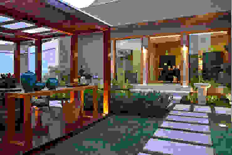 CP Paisagismo Jardines de estilo moderno