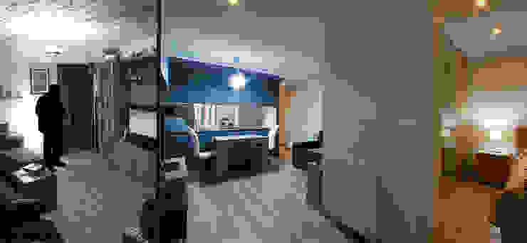 Una nueva vivienda en el piso de toda la vida… en Barri Porta, Barcelona. de XTe Interiorismo Minimalista